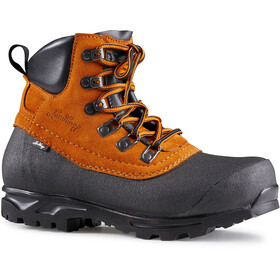 Lundhags Tjakke Light Mid-Cut Stiefel amber/black